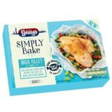 YOUNG'S CONTINUES TO REVOLUTIONISE THE FROZEN FISH CATEGORY WITH LAUNCH OF SIMPLY BAKE