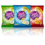 SNACK-A-JACKS' REBRAND GIVES RETAILERS EXTRA CRUNCH