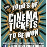 Rollover partners with Cineworld to give away 1000's of cinema tickets!