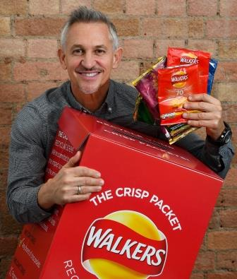 WALKERS LAUNCHES FIRST UK RECYCLING SCHEME FOR CRISP PACKETS