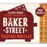 Baker Street increases waffles' pack size to appeal to busy families