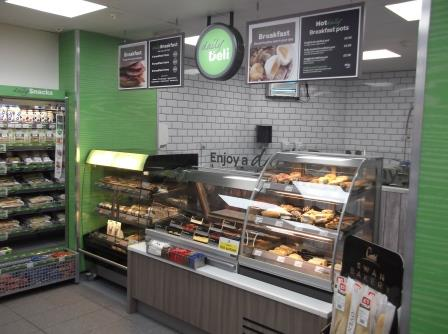 SPAR Brayford Wharf Re-launches with New Food-to-go Range