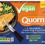 QUORN LAUNCHES VEGAN FISHLESS FILLETS RANGE WITH A HEALTHY AND SUSTAINABLE TAKE ON BRITISH CLASSICS