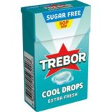 TREBOR LAUNCHES REFRESHING NEW PRODUCTS