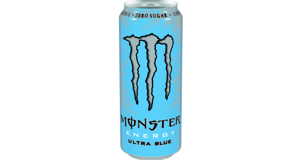 MONSTER ENERGY ULTRA EXPANDS WITH ICE COLD BLUE VARIANT