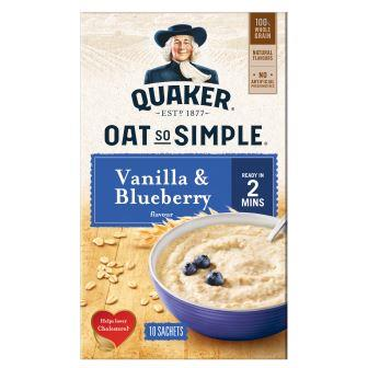 KICK-START YOUR BREAKFAST SALES WITH NEW FLAVOURS FROM QUAKER