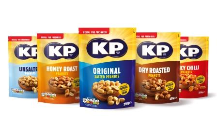 KP SNACKS RELAUNCHES KP NUTS, SUPPORTED BY £1.3m CAMPAIGN