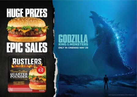 RUSTLERS UNVEILS MONSTER-SIZED MOVIE CAMPAIGN