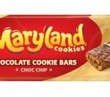 BURTON'S COMBINES CONVENIENCE AND INDULGENCE WITH MARYLAND CHOCOLATE COOKIE BARS