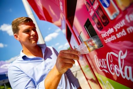 COCA-COLA CONTINUES PARTNERSHIP WITH MERLIN THEME PARKS TO ENCOURAGE ON-THE-GO RECYCLING