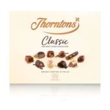 Thorntons revitalises Classic Collection with three core packs, a modern redesign and new flavours