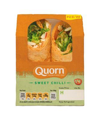 Quorn Launches New Food To Go range